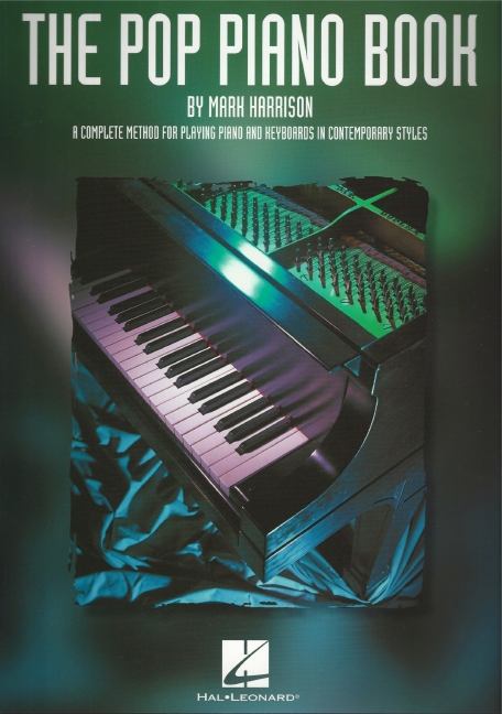 Pop Piano Book and accessories